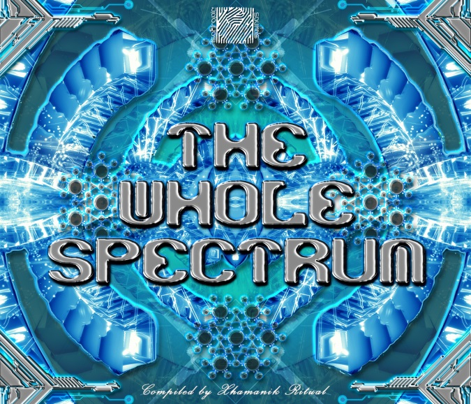 VA The Whole Spectrum Comp By Xhamanik Ritual (front) - 600