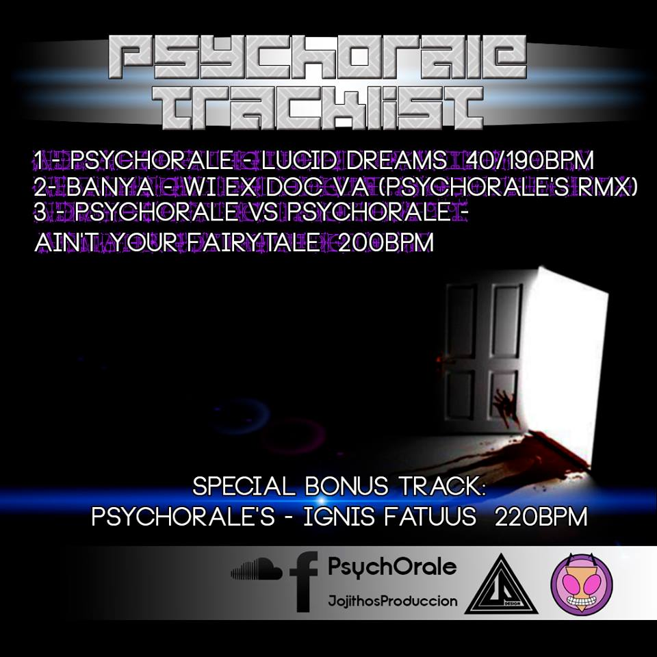 Psychorale - Aint Your Fairytale - BACK