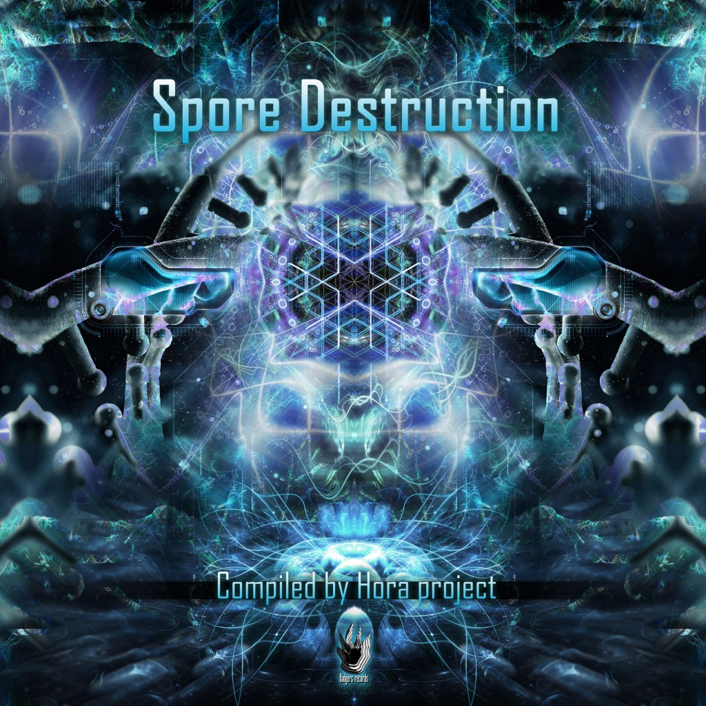 VA Spore destruction (Badgers Rec 2013) 'front'