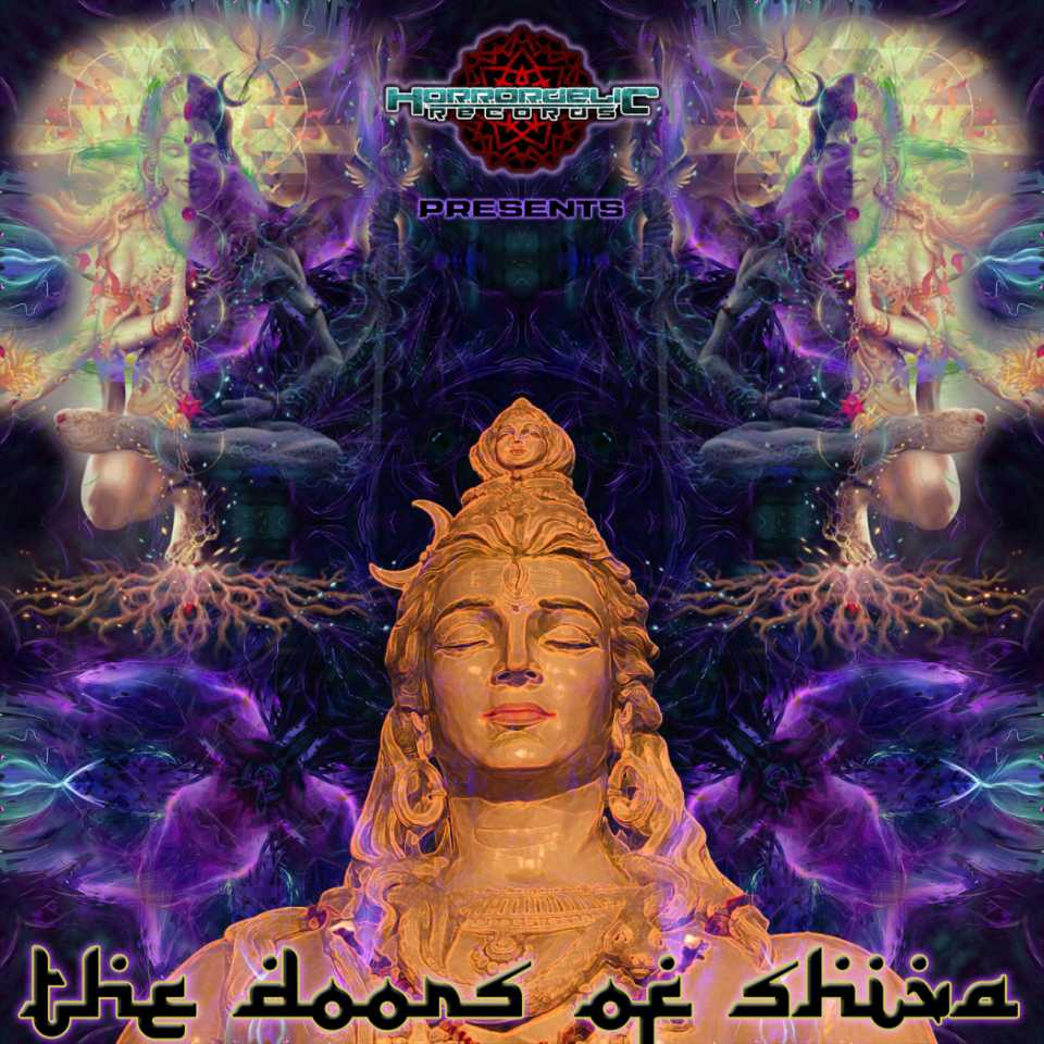 VA - The doors of Shiva front