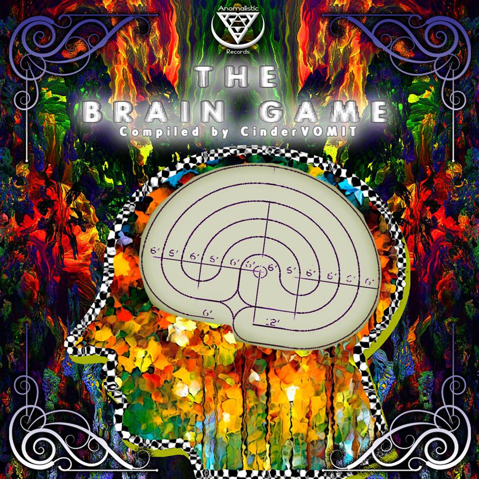 The Brain Game ART by ENTEOGENO