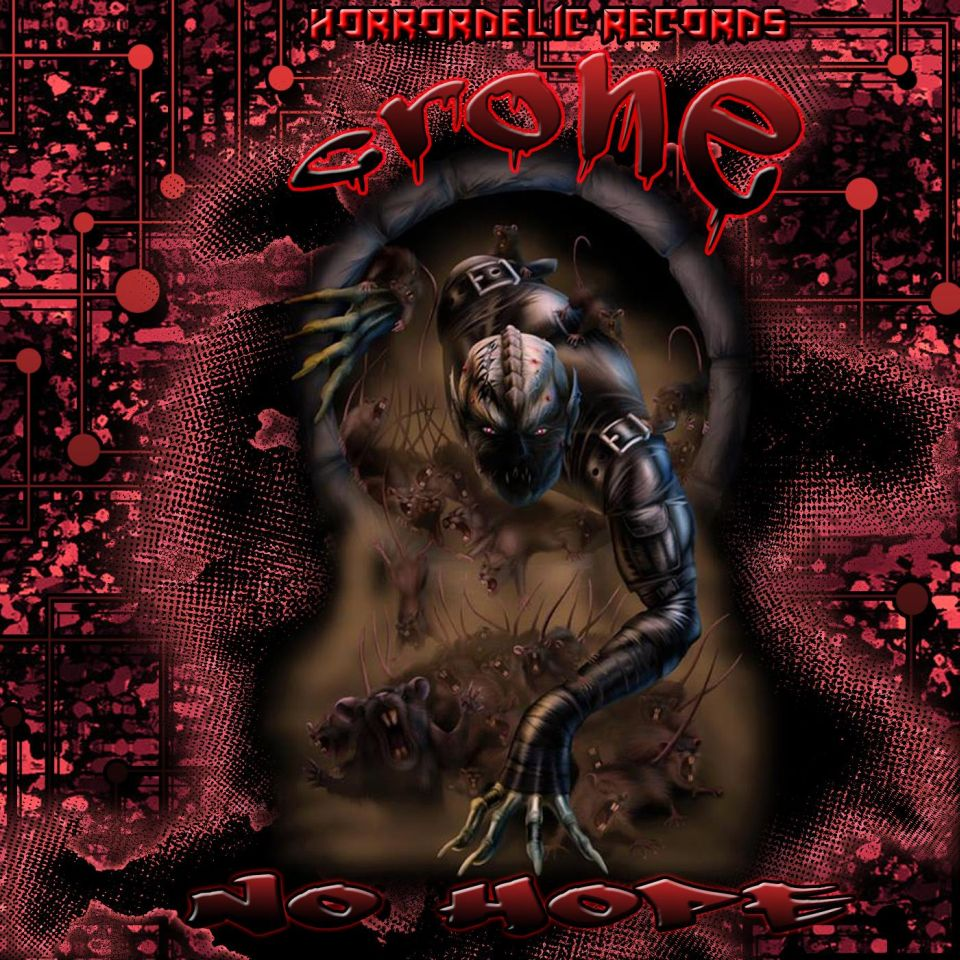Crone_-_No_Hope_-Front_Cover_Horrordelic_Records_2015