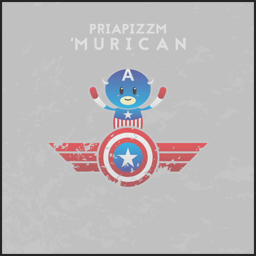 00 - Priapizzm - Murican - Image 1